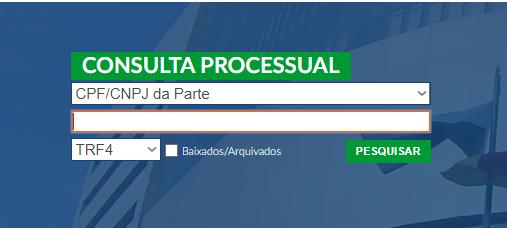Consultar Processo do INSS Pelo CPF